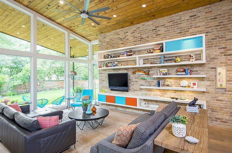 Exposed Brick – the latest trend in home design | Clay Brick ...