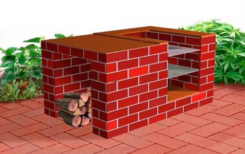 Diy projects clay brick association of south africa build your own clay brick braai a solutioingenieria Gallery